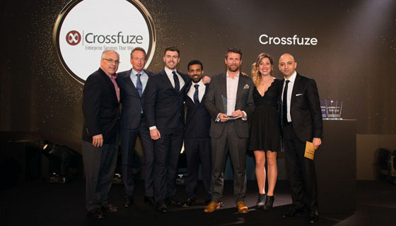 Crossfuze Honored by ServiceNow at Annual EMEA Partner Summit