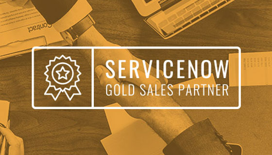 Crossfuze Receives Gold Sales Partner Designation From ServiceNow