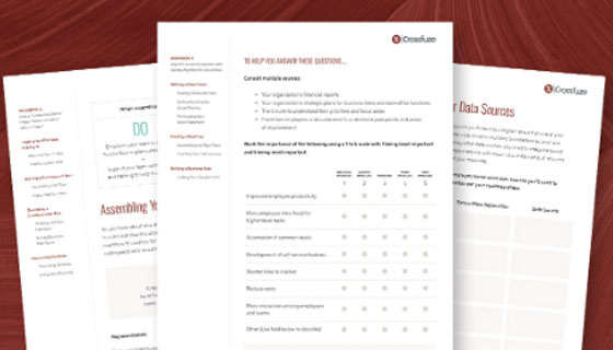 Interactive Workbook: ServiceNow Onboarding Success